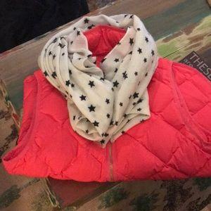 J.Crew ladies pink vest
